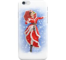 Missy Xmas iPhone Case/Skin
