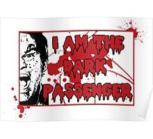 Dexter Dark Passenger Poster
