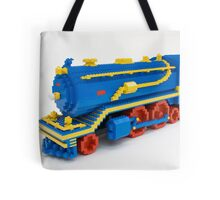 LEGO Train Engine Tote Bag