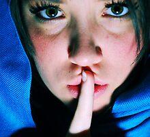 Shhh by HaleyGwynne