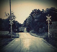 Cross Roads of life by calam19