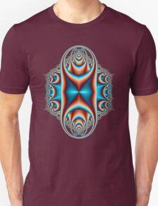Fancy fractal Unisex T-Shirt