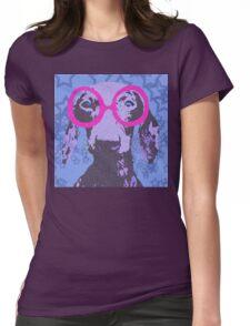 Nerdachshund Womens Fitted T-Shirt