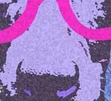 Nerdachshund Sticker