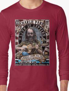 Charlie Parr (colour) Long Sleeve T-Shirt