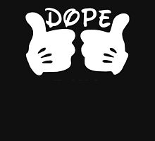 Dope Thumbs Up [White] Unisex T-Shirt