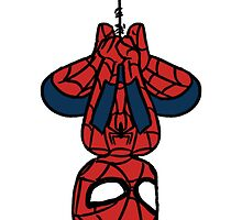 spider-man: peter parker by apitnobaka