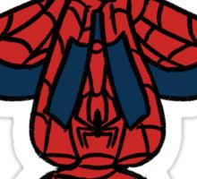 spider-man: peter parker Sticker