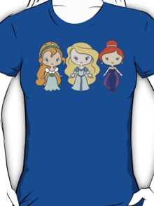 Thumbelina, Odette, and Anastasia - Lil' CutiEs T-Shirt