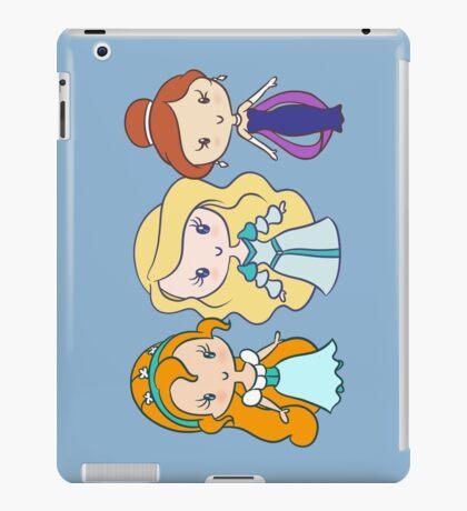 Thumbelina, Odette, and Anastasia - Lil' CutiEs iPad Case/Skin
