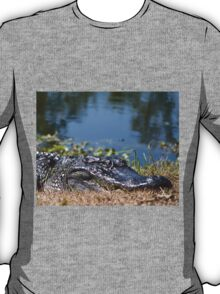 On The River Bank T-Shirt