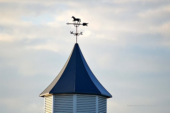 Weather Vane | Riverhead, New York  by © Sophie W. Smith