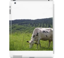 France has happy cows too iPad Case/Skin