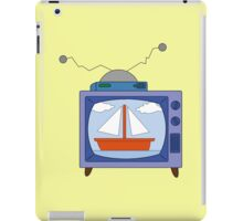 simpsons tv iPad Case/Skin