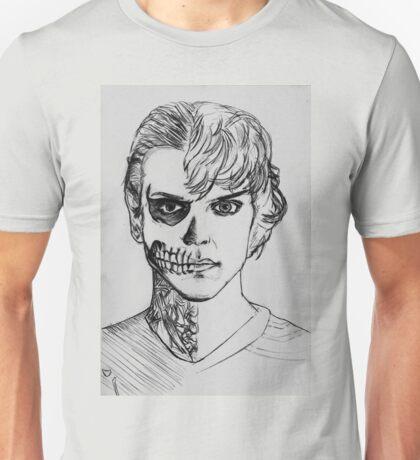 Tate - darkness sketch Unisex T-Shirt