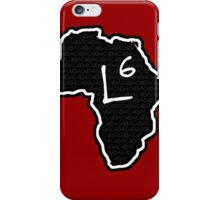 The Haplogroup in You - L6 iPhone Case/Skin