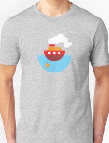 Roundaboat Unisex T-Shirt