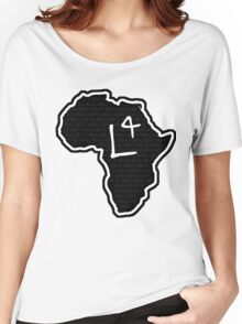 The Haplogroup in You - L4 Women's Relaxed Fit T-Shirt