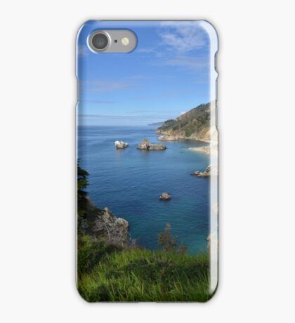 The Big Sur iPhone Case/Skin