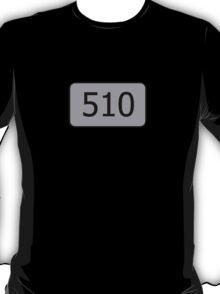 510 (Oakland!) T-Shirt