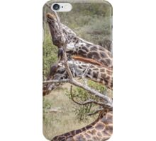 Bend like the Willow iPhone Case/Skin