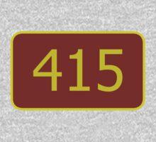 415 (San Francisco) by jdbruegger