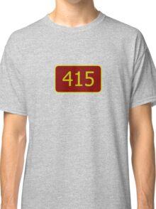 415 (San Francisco) Classic T-Shirt