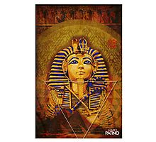 King Tut  Photographic Print