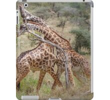 Bend like the Willow iPad Case/Skin