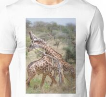 Bend like the Willow Unisex T-Shirt