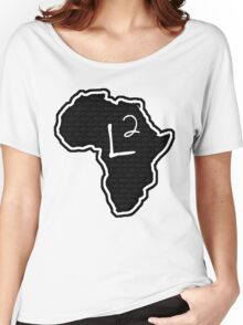 The Haplogroup in You - L2 Women's Relaxed Fit T-Shirt