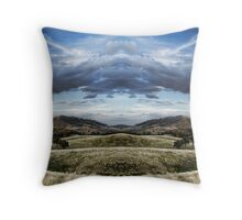 The Paddocks Throw Pillow