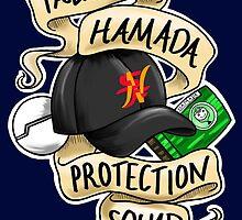 Tadashi Hamada Protection Squad by Kara Thattanaham