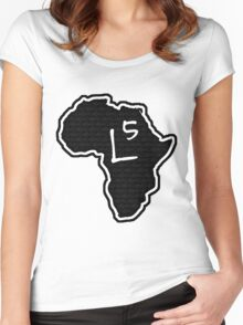 The Haplogroup in You - L5 Women's Fitted Scoop T-Shirt
