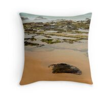 North Avoca Beach Throw Pillow