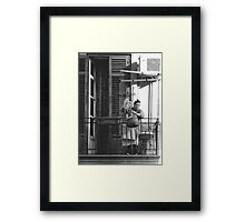 SICILIAN LADY (TRADITION) Framed Print