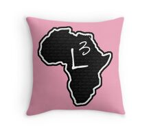 The Haplogroup in You - L3 Throw Pillow