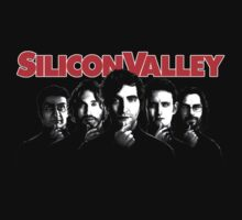 Silicon Valley Black by 4dollarshrimp