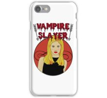 Buffy The Vampire Slayer iPhone Case/Skin