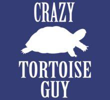 Crazy Tortoise Guy (White) by Iceyuk