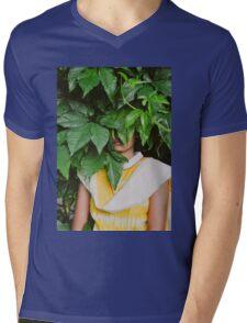 hiding place Mens V-Neck T-Shirt