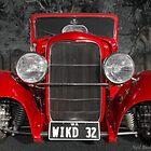 Wikd 32 by Neil Bushby