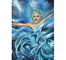 Mermaid Dress Photographic Print