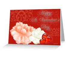 St. Valentine's Day Vintage Greeting Card
