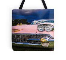 Pink Caddy  Tote Bag