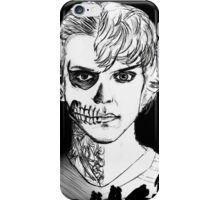 Tate - Darkness iPhone Case/Skin