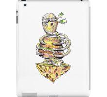 Book of Arkend 1-3 (Food) iPad Case/Skin