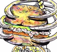 Book of Arkend 1-3 (Food) Sticker