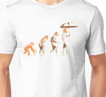 Ginger evolution Unisex T-Shirt