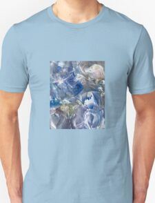 Ancestral corridors to mind expansion Unisex T-Shirt